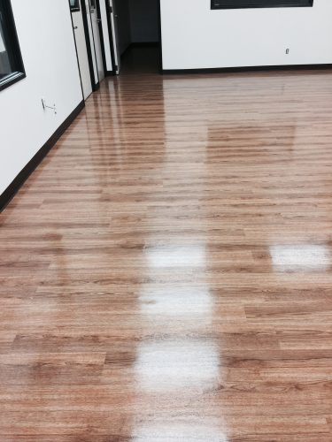 Polished Floors - iNX