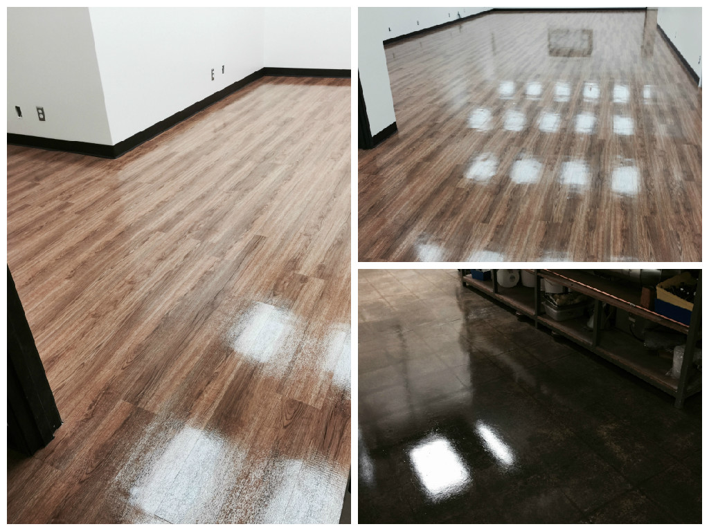 Hard Floor And Carpet Care Programs